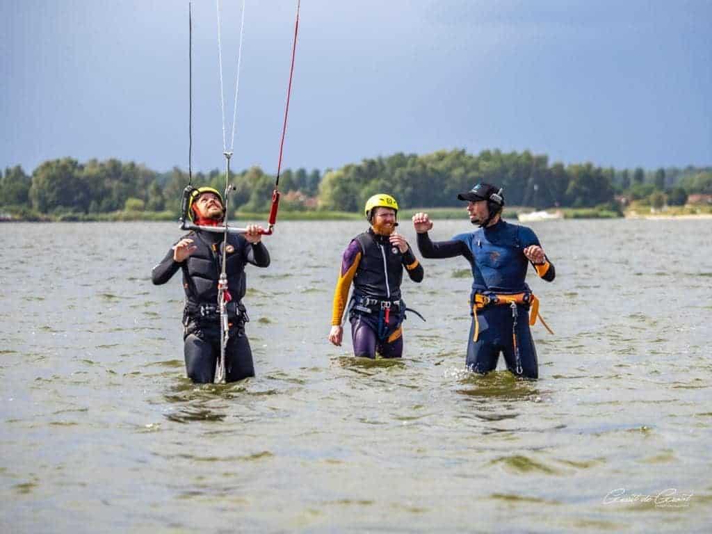 kitesurflessen zandvoort