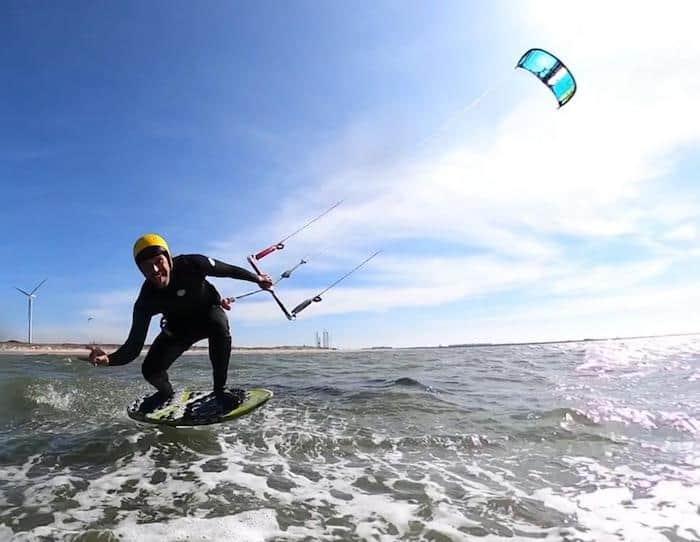 kite foilen leren zandvoort