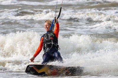 kitesurfschool Zandvoort