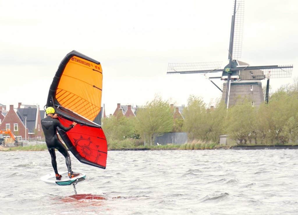 Wingfoil les Nederland